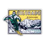 Colorado State Magnet