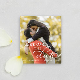 These Punta Cana Save The Date Magnets With Your Marriage Location Marked A Heart Will