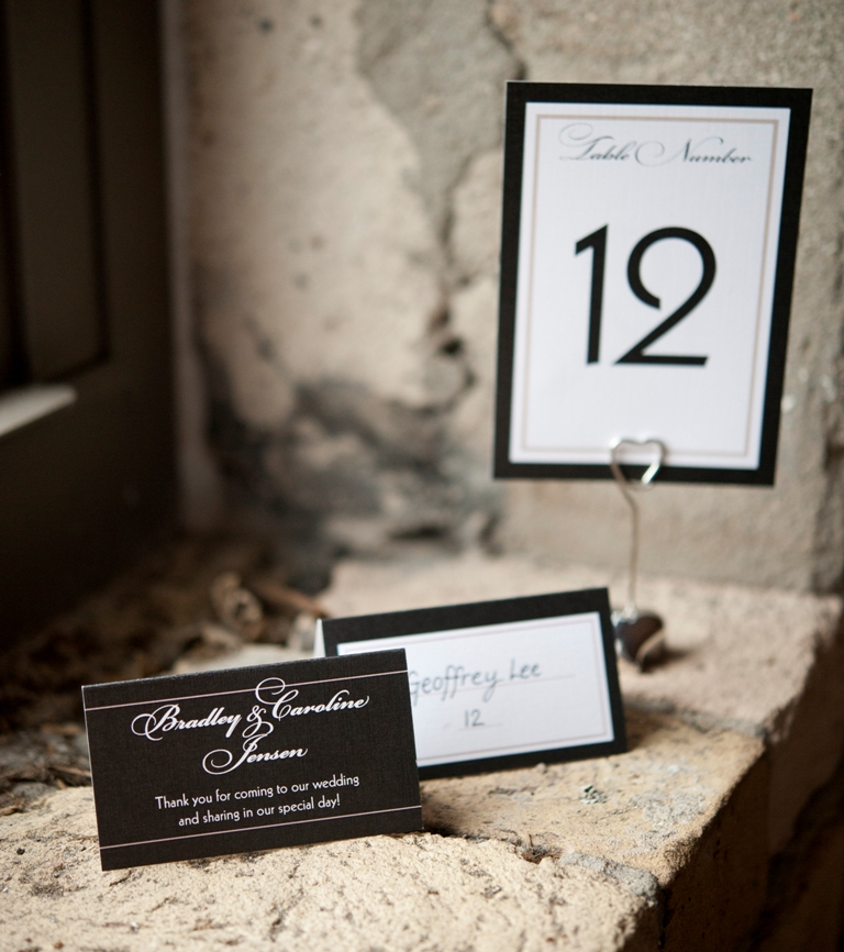 Table Amp Place CardsTable Amp Place Cards
