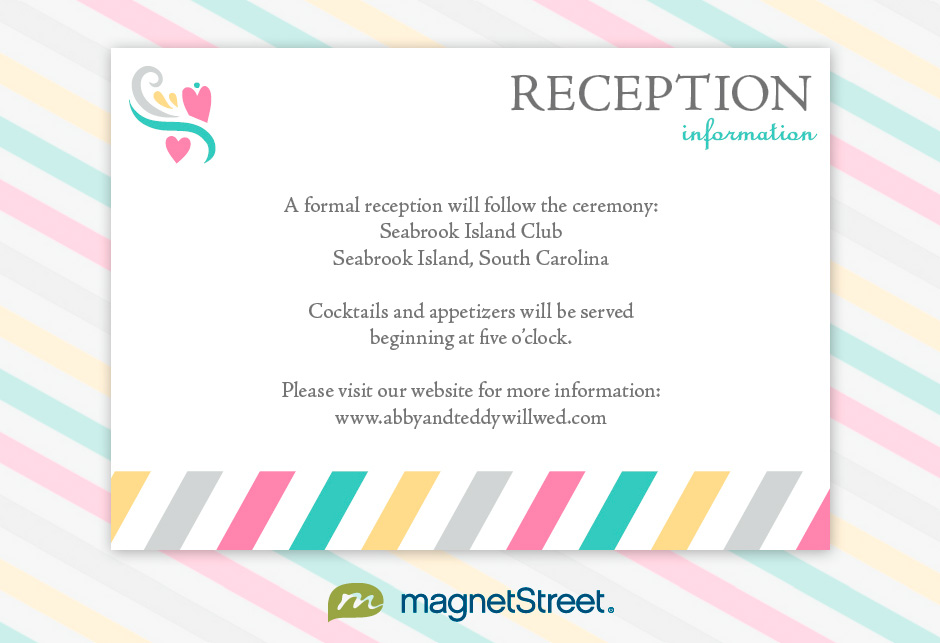Reception Invitation Card Design Online
