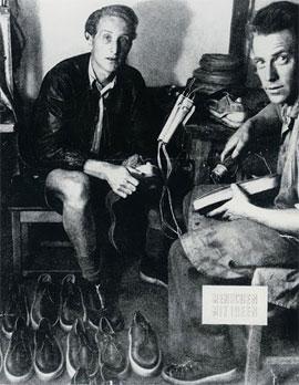 Dr. Klaus Märtens and Dr. Herbert Funck