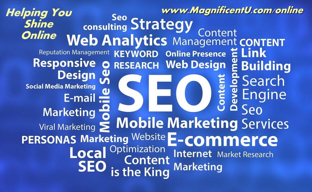 Online Business Success SEO Web Design Marketing PR Local Search