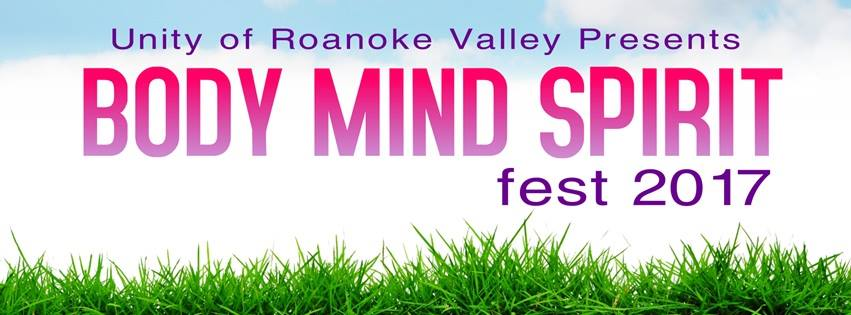 Body Mind Spirit Fest Roanoke Virginia 2017