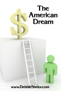 The American Dream Becomes a Living Nightmare by Debbie Takara Shelor