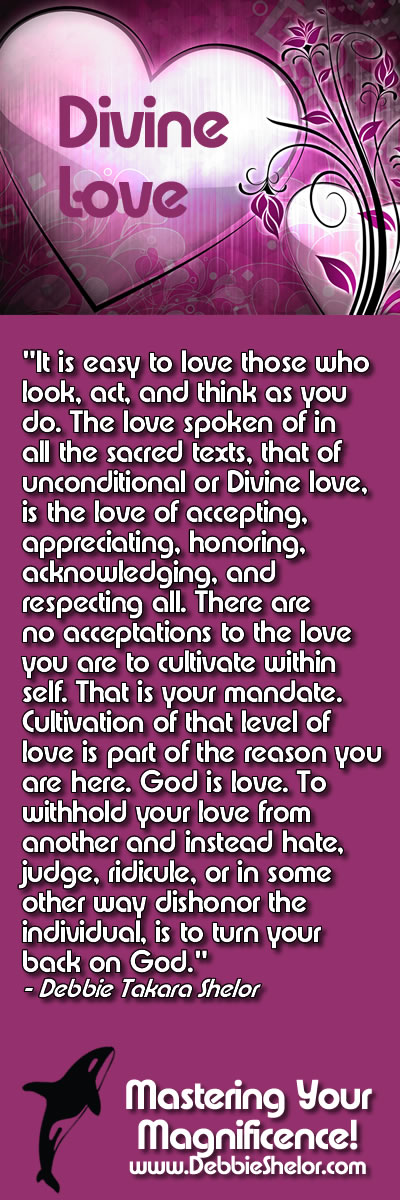 Divine Love by Takara