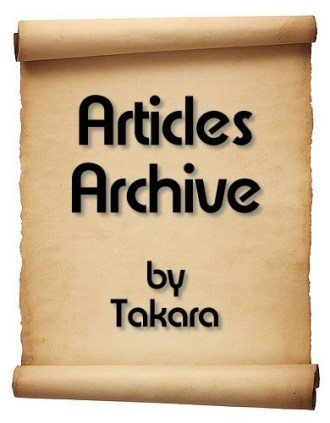 Articles Archive