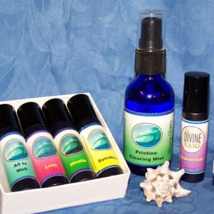 Dancing Dolphin Sacred Healing Oils and Mists