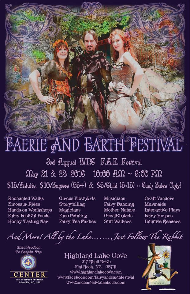 Faerie and Earth Festival Asheville