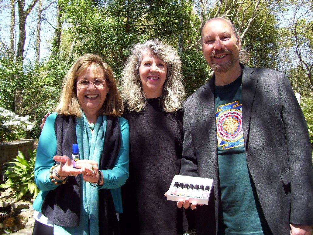 Andi Goldman, Takara, Jonathan Goldman with the Essence of Sound by Dancing Dolphin