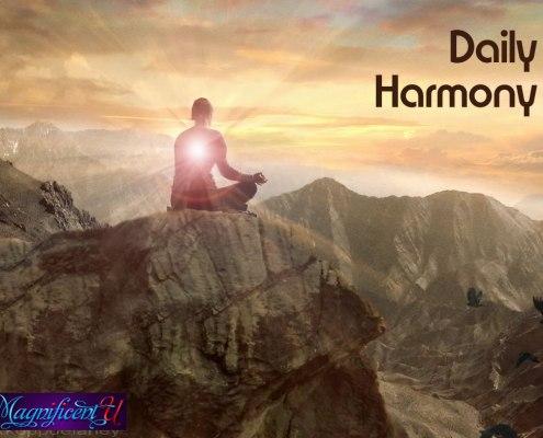 Daily Harmony Free Meditation by Takara