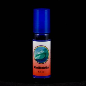 Manifestation Dancing Dolphin Energy Healing Aromatherapy Oil