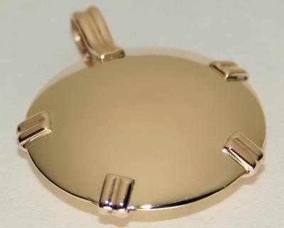 Brass & Sterling BioElectric Shield