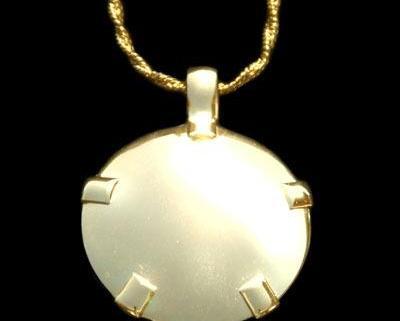 Gold BioElectric Shield
