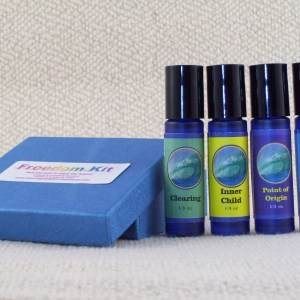 Freedom Flower Essence Kit