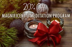 Magnificent U Guided Healing Meditation Online Program
