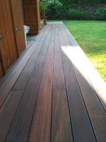Opere in legno per esterni