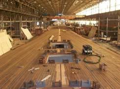 Installazione lavorazioni in legno