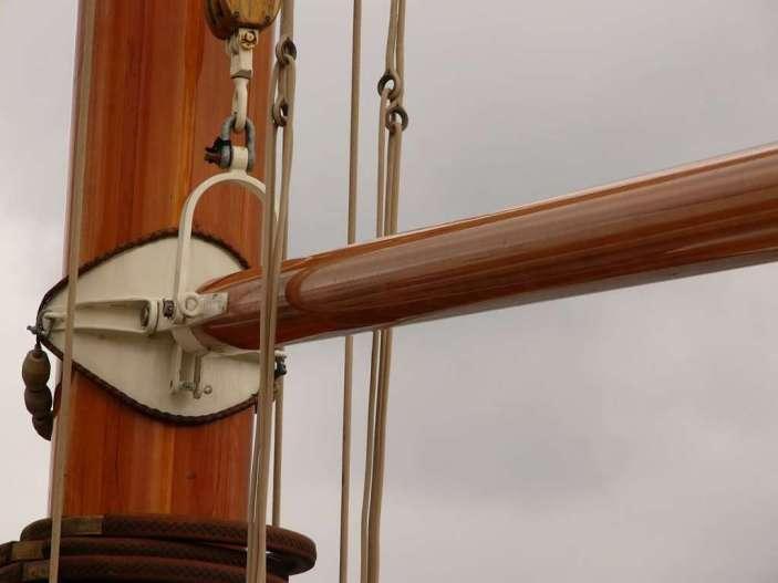 Restauro barca a vela