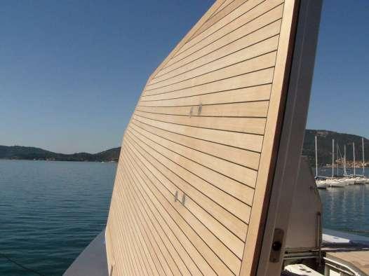 Doghe su misura per yacht