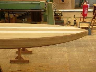 Tavola da surf su misura