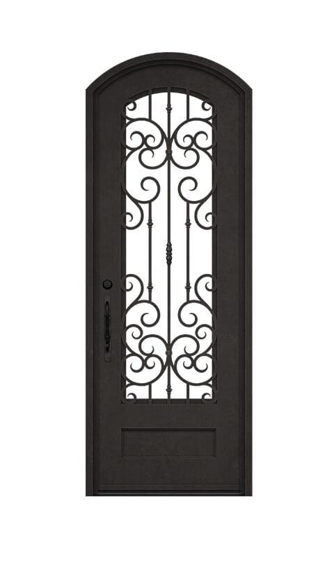 EYEBROW TOP STANDARD SINGLE DOOR