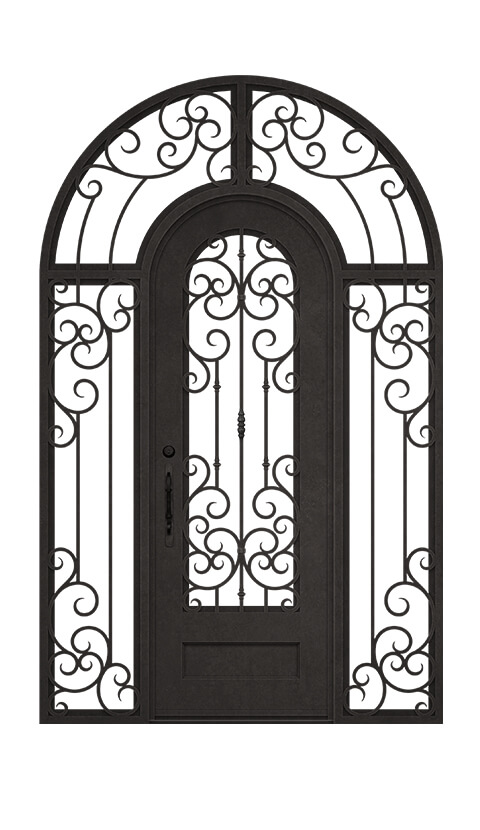 SINGLE SURROUND DOOR UNIT