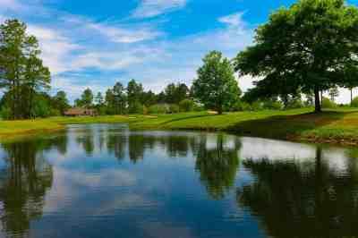 golf-pond