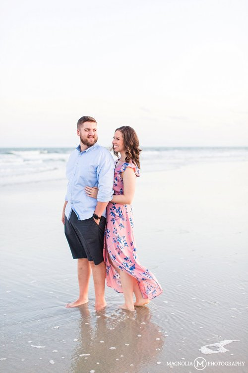Pawleys Island SC Wedding Photographer | Teresa + Nick Engaged