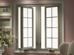 Twin Casement Window