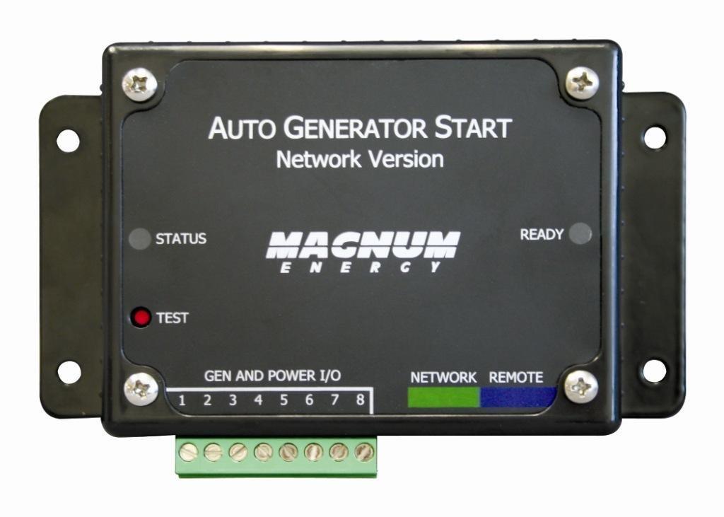 Transfer Switch Generator House