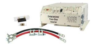 Power Inverter Installation | Magnum Dimensions
