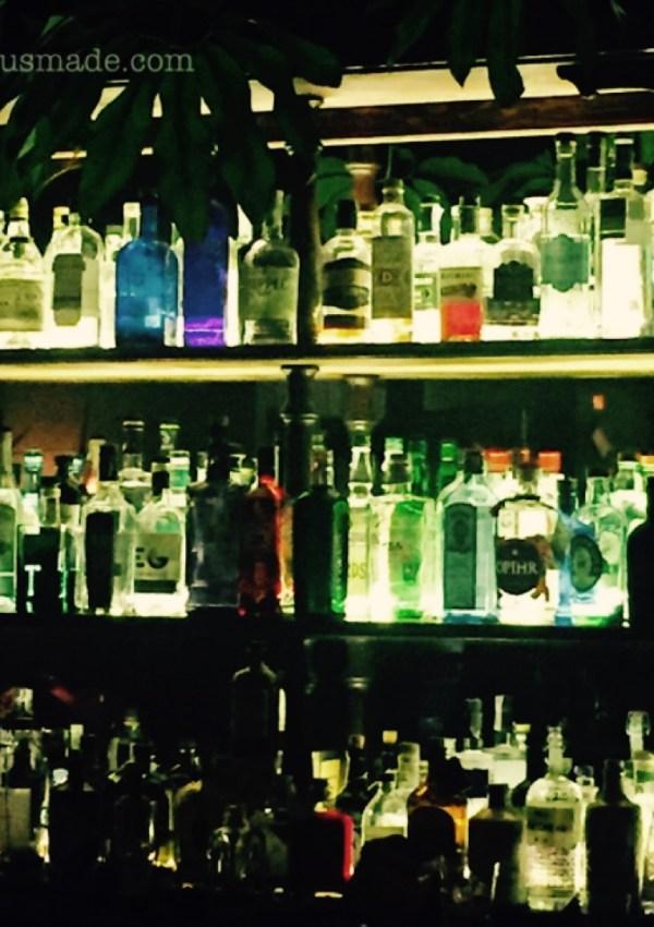 MILAN: A Corner Gin Bar