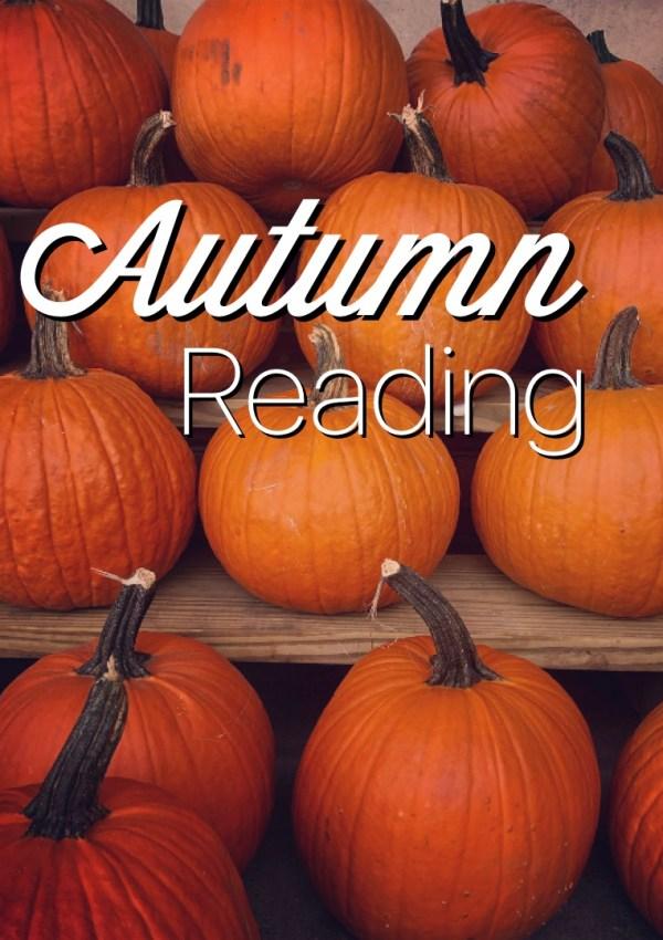 Reading List: Autumn 2019