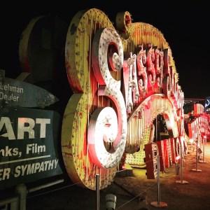 Neon Museum and Boneyard