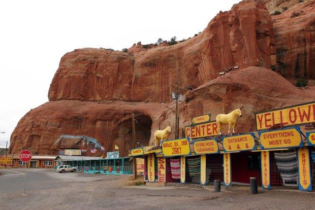 Yellowhorse Trading Post - Arizona
