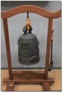 Bell, Japan 15th C, 天守閣 일본 小田原오다와라城