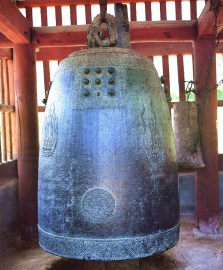 Bell, Yongjusa, Korea
