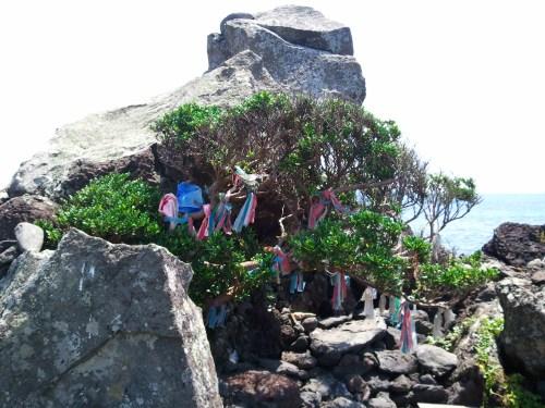 Haesin-dang - Natural Seaside Goddess Shrine