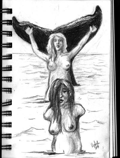 VH victor's darkened illustration