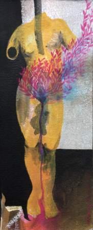 Watercolor by Adriana Manuela