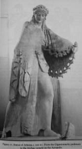 Athena 520B.C.E.