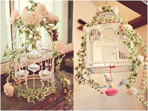 121-Vintage-wedding-diy-birdcage-tealights-decorations