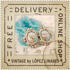 Jewellery: Vintage by Lopez Linares