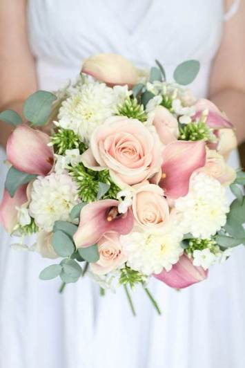 Watercolour Wedding Inspiration - Be 2019 Wedding Ready with an on Trend Watercolour Vibe