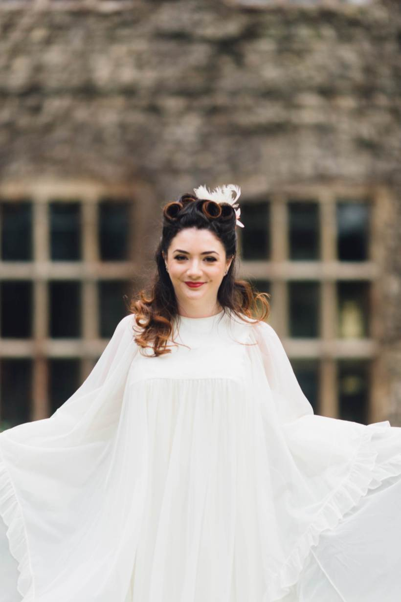 Our Cheltenham Wedding Fair at the Ladies College - The National Vintage Wedding Fair