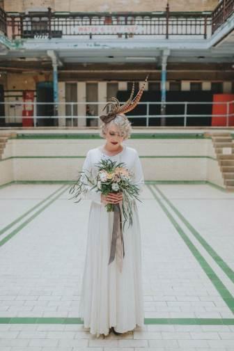 Manchester Wedding Fair in Victoria Baths