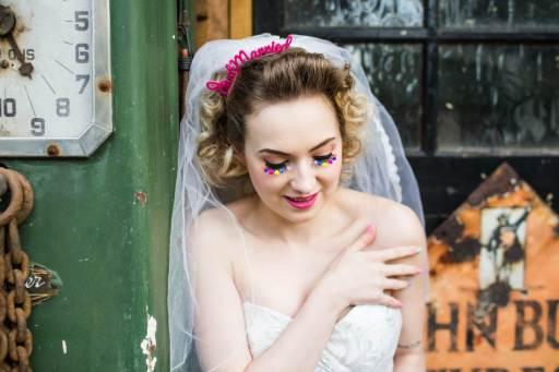 4 vintage 1980s wedding looks for an alternative bride
