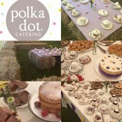 Lily's Secret Vintage Tearoom, Polka Dot Catering