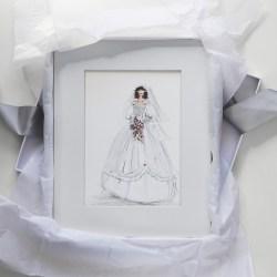 Name & A Dress