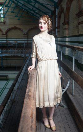 1920's Vintage Wedding Inspiration at Manchester Victoria Baths